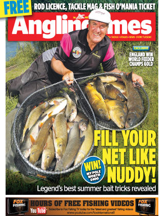 Angling Times NR.28 2015