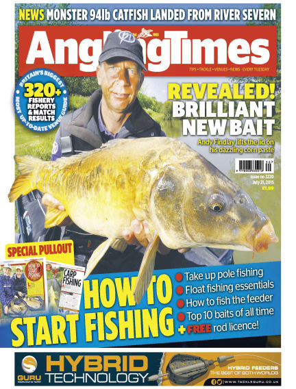 Angling Times July 21, 2015 00:00