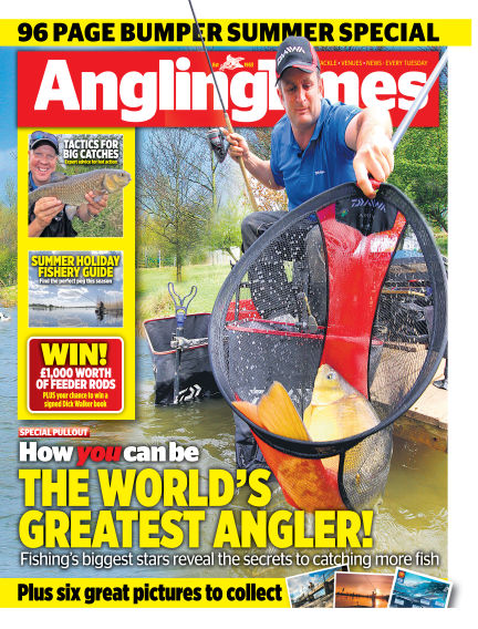 Angling Times July 28, 2015 00:00