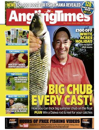 Angling Times NR.31 2015