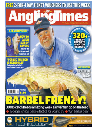 Angling Times NR.33 2015