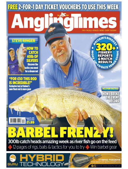 Angling Times August 18, 2015 00:00