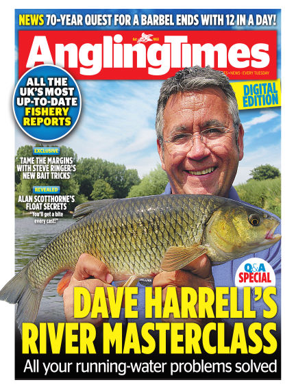 Angling Times September 01, 2015 00:00