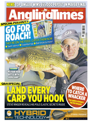Angling Times NR.36 2015