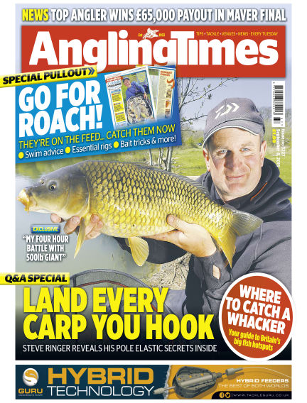 Angling Times September 08, 2015 00:00