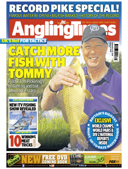 Angling Times September 15, 2015 00:00