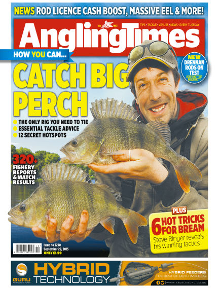 Angling Times September 29, 2015 00:00