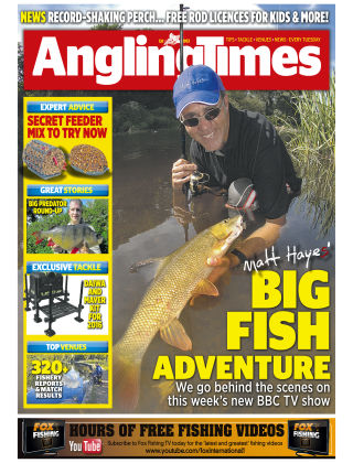 Angling Times NR.40 2015