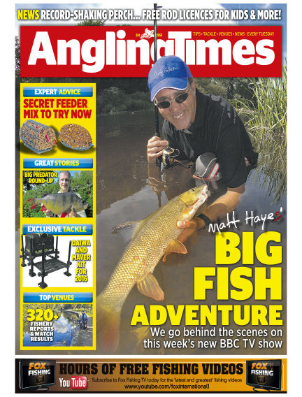 Angling Times October 06, 2015 00:00
