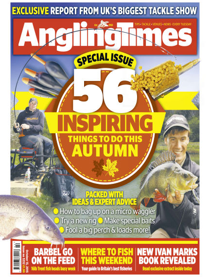 Angling Times October 13, 2015 00:00