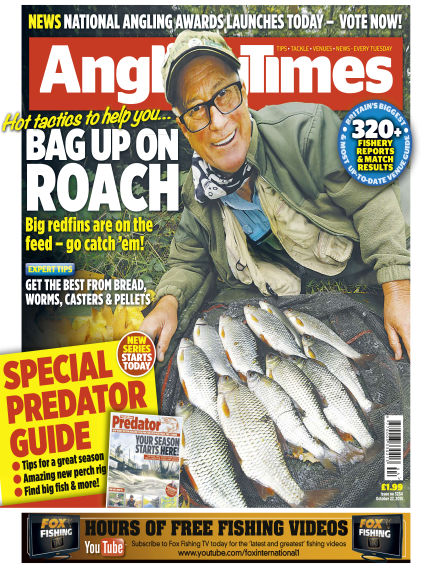 Angling Times October 27, 2015 00:00