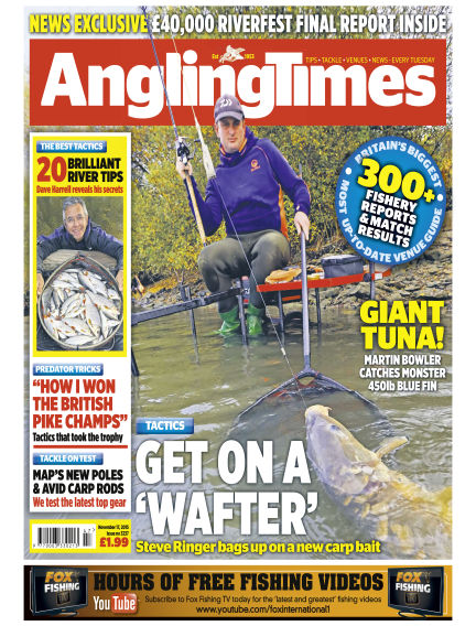 Angling Times November 17, 2015 00:00