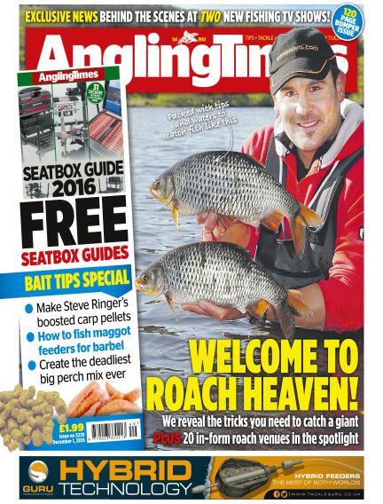 Angling Times December 01, 2015 00:00