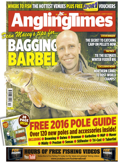 Angling Times December 08, 2015 00:00