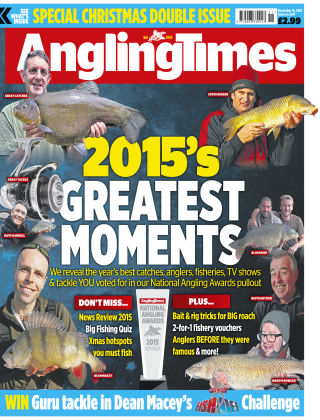 Angling Times NR.50 2015