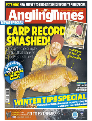 Angling Times NR.03 2016