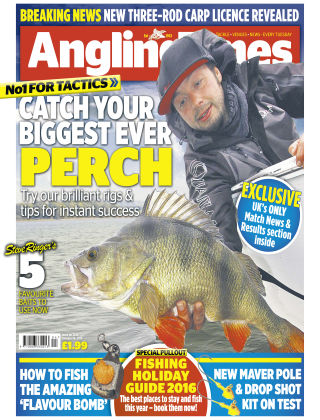 Angling Times NR.04 2016
