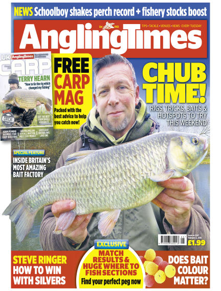 Angling Times February 02, 2016 00:00