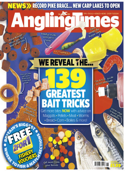 Angling Times February 09, 2016 00:00