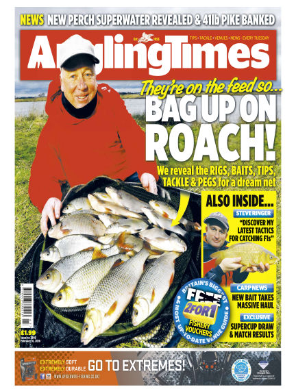 Angling Times February 16, 2016 00:00