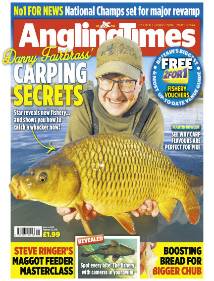 Angling Times February 23, 2016 00:00