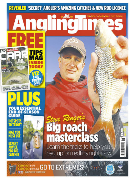 Angling Times March 01, 2016 00:00