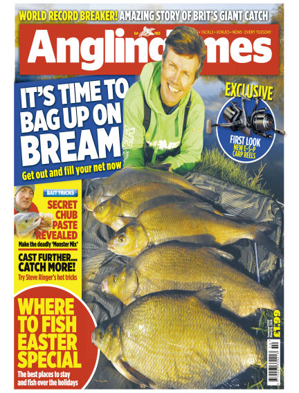 Angling Times March 08, 2016 00:00