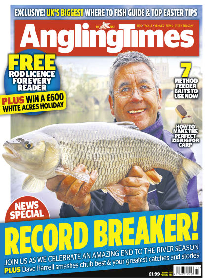 Angling Times March 15, 2016 00:00