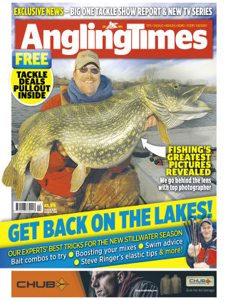 Angling Times NR.12 2016