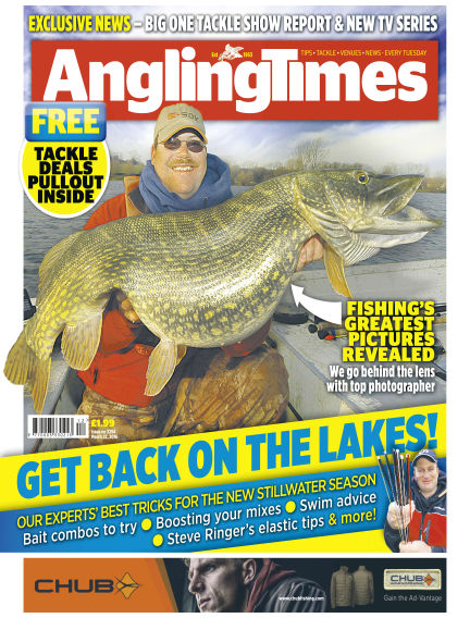 Angling Times March 22, 2016 00:00