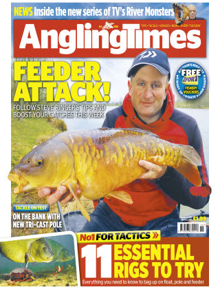 Angling Times NR.15 2016