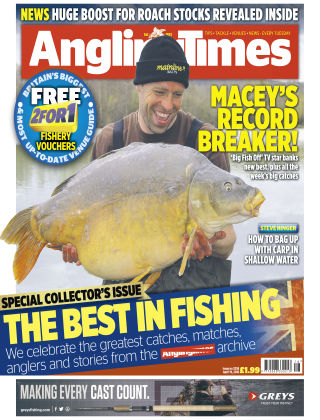 Angling Times NR.16 2016