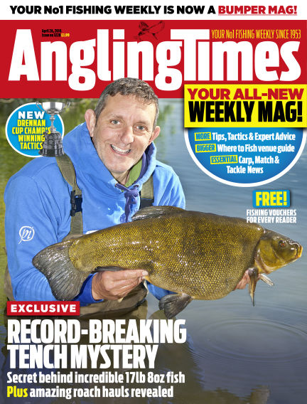 Angling Times April 26, 2016 00:00