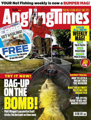 Angling Times NR.18 2016
