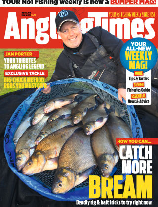 Angling Times NR.19 2016