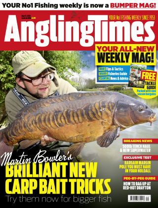 Angling Times NR.20 2016