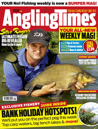 Angling Times NR.21 2016