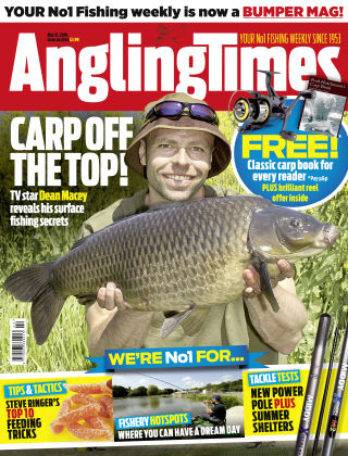 Angling Times NR.22 2016