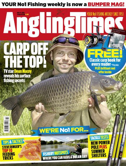 Angling Times May 31, 2016 00:00