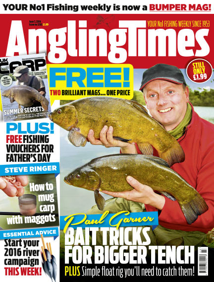 Angling Times June 07, 2016 00:00