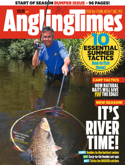 Angling Times June 14, 2016 00:00
