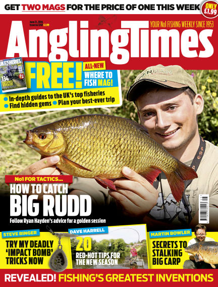 Angling Times June 21, 2016 00:00