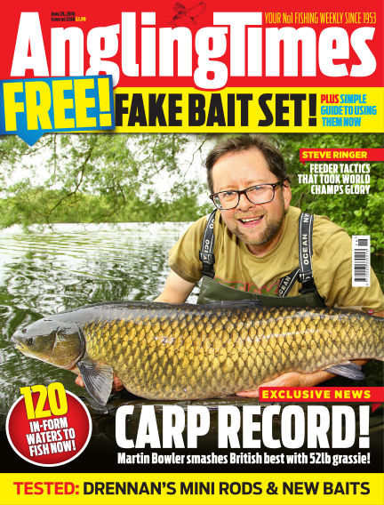 Angling Times June 28, 2016 00:00