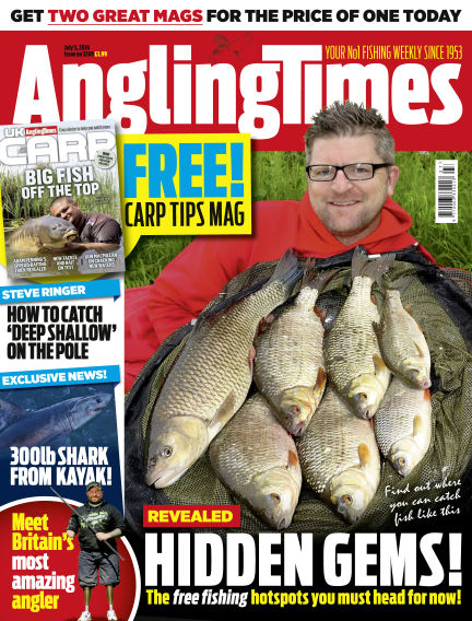 Angling Times July 05, 2016 00:00