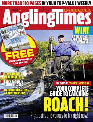 Angling Times NR.28 2016