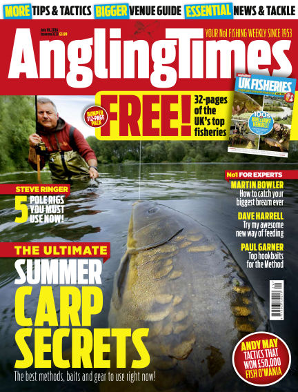 Angling Times July 19, 2016 00:00