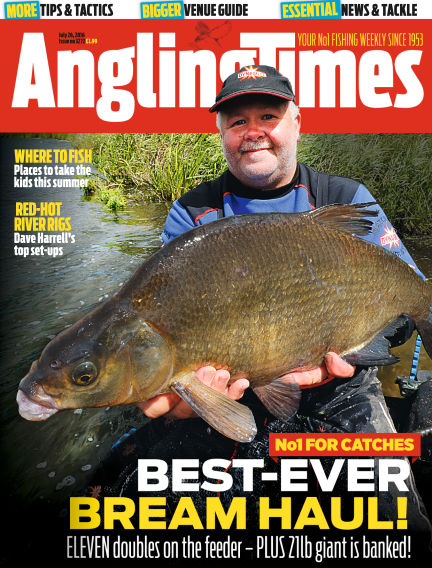 Angling Times July 26, 2016 00:00
