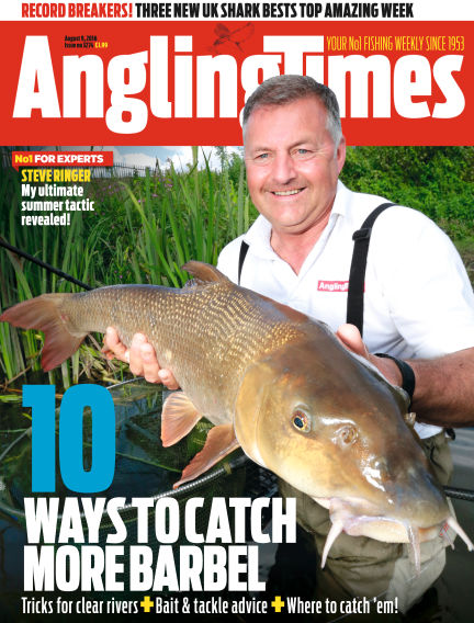 Angling Times August 09, 2016 00:00