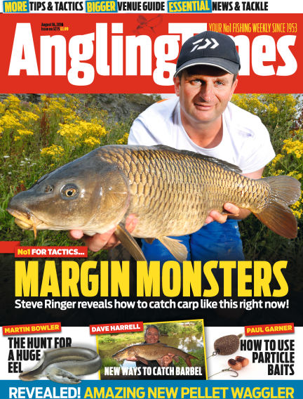 Angling Times August 16, 2016 00:00