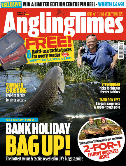 Angling Times August 23, 2016 00:00